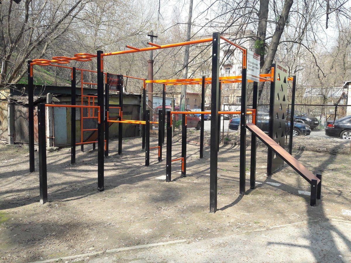 Kyiv - Street Workout Park - VL