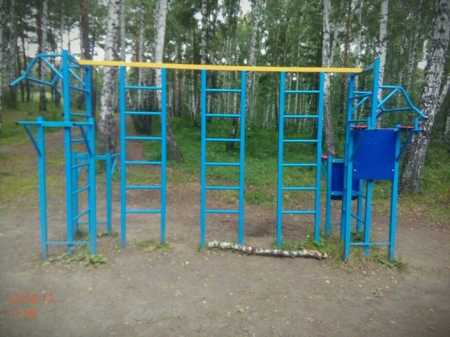 Verkhnyaya Pyshma - Calisthenics Gym - Автомойка Автобум