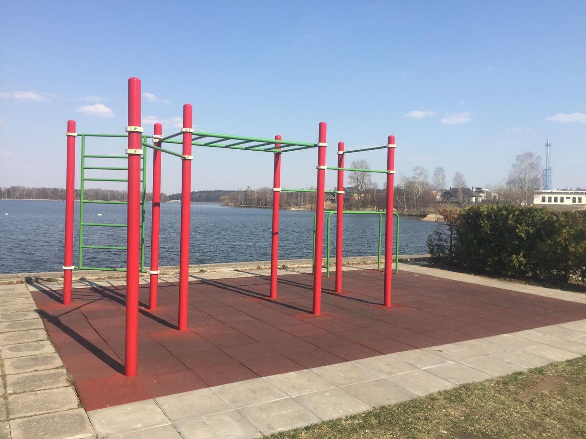 Minsk - Street Workout Park - Проспект Победителей