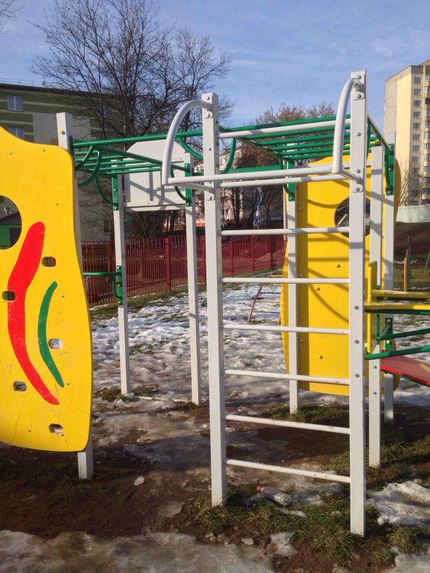 Minsk - Calisthenics Gym - Кальварийская Улица