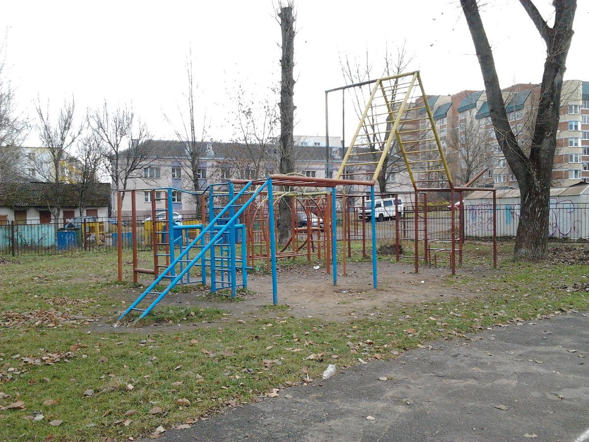 Minsk - Calisthenics Park - Улица Седых