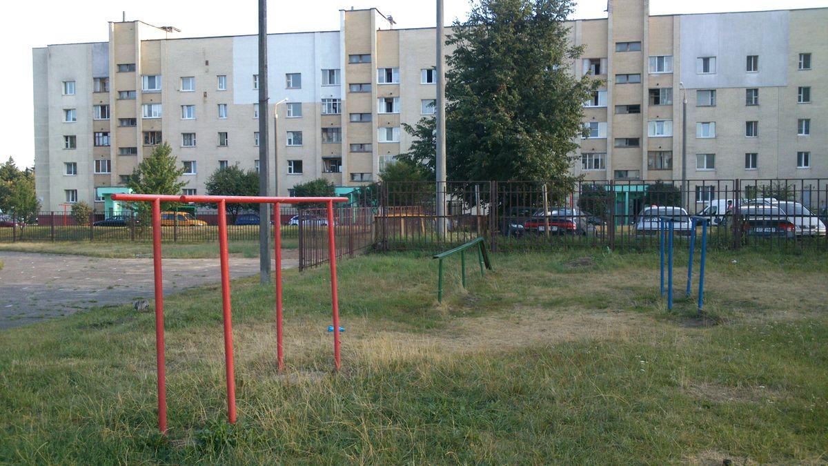 Minsk - Calisthenics Gym - Проезд Голодеда