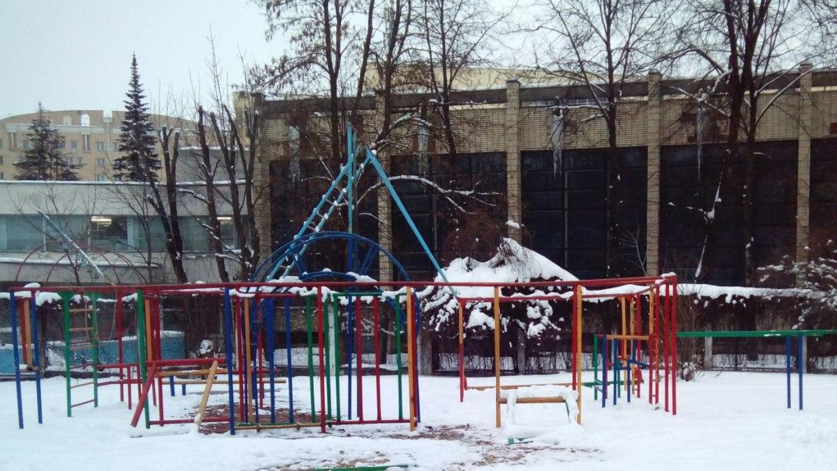 Minsk - Fitness Park - Проспект Машерова