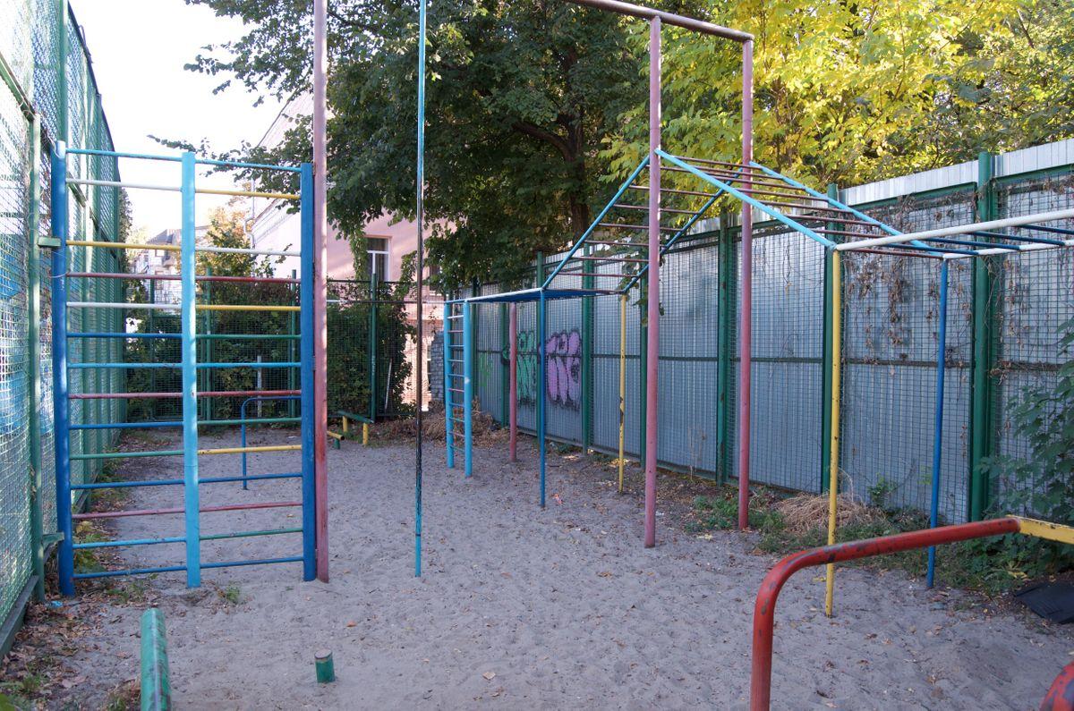 Kyiv - Street Workout Park - DOM №10
