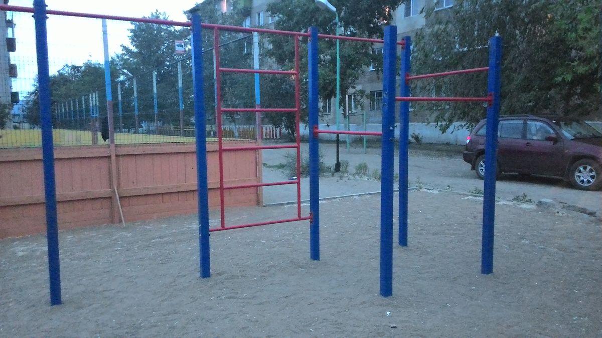 Chita - Street Workout Park - 672005