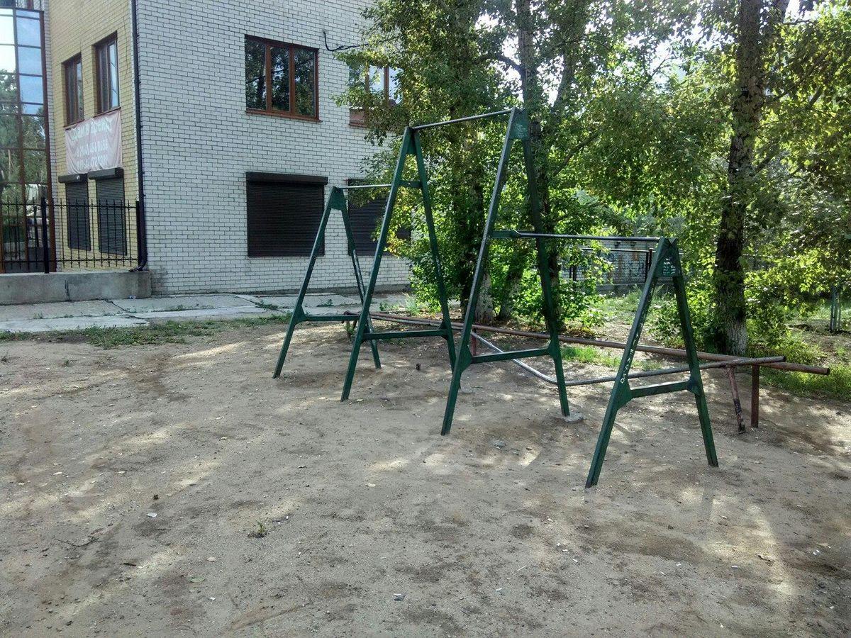 Chita - Street Workout Park - Пионерский Парк