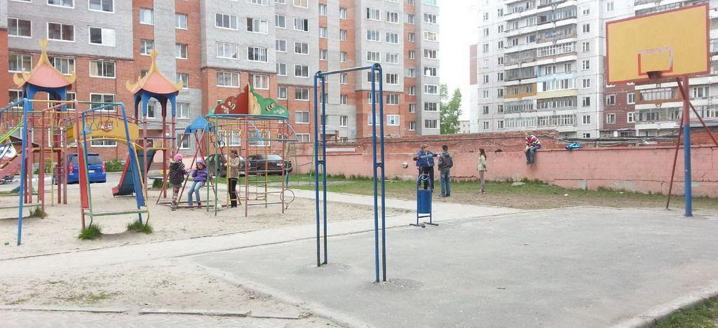 Tomsk - Street Workout Park - Почта России 634049