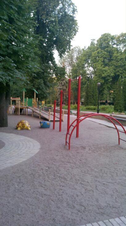 Kyiv - Aire de Fitness - Млинці О'Панас