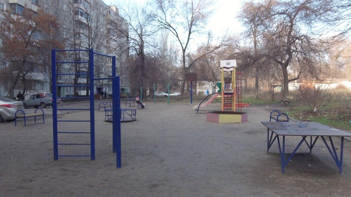 Zaporizhzhya - Street Workout Park - Гимназия №46
