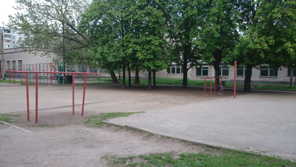 Khortytsia - Street Workout Park - 9-й Роддом