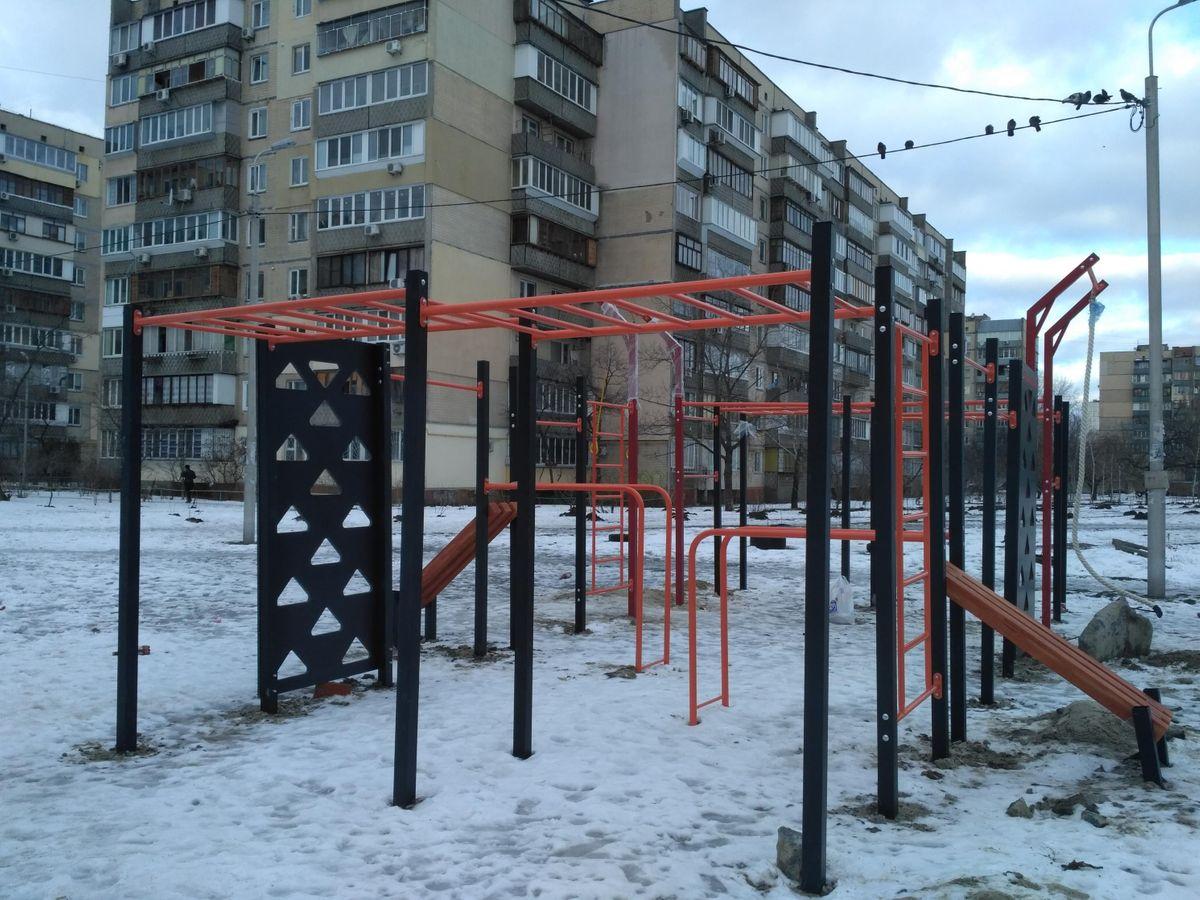 Kyiv - Calisthenics Park - Диско Караоке Алко Треш Казино Кабаре  Бар  Карбюратор