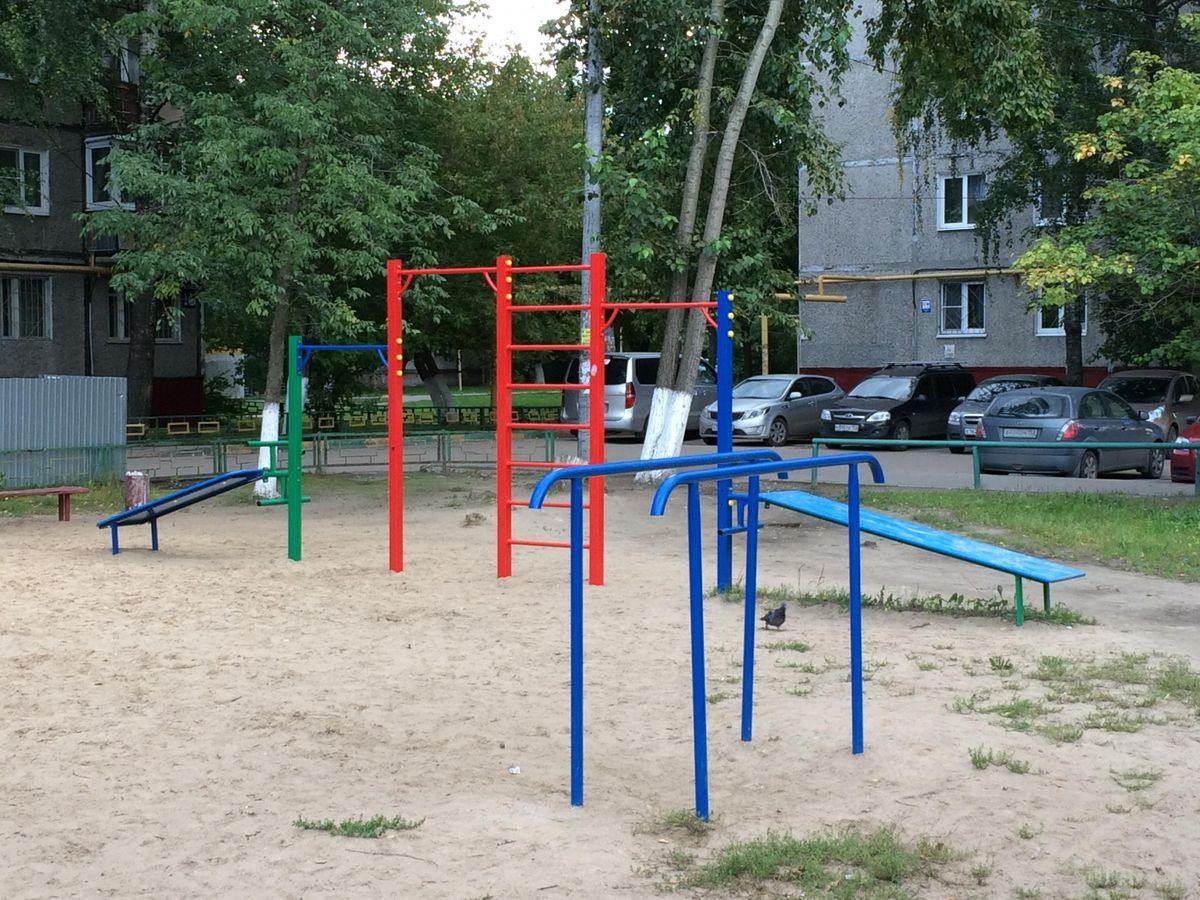 Nizhny Novgorod - Street Workout Park - Dolce Latte