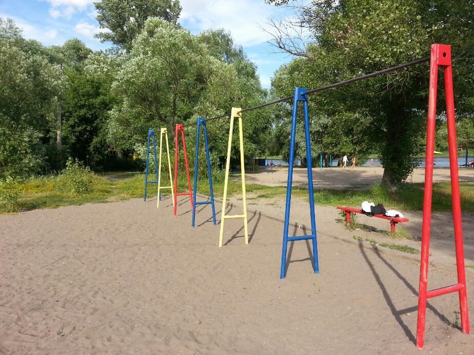 Lipetsk - Calisthenics Park - Городской Пляж