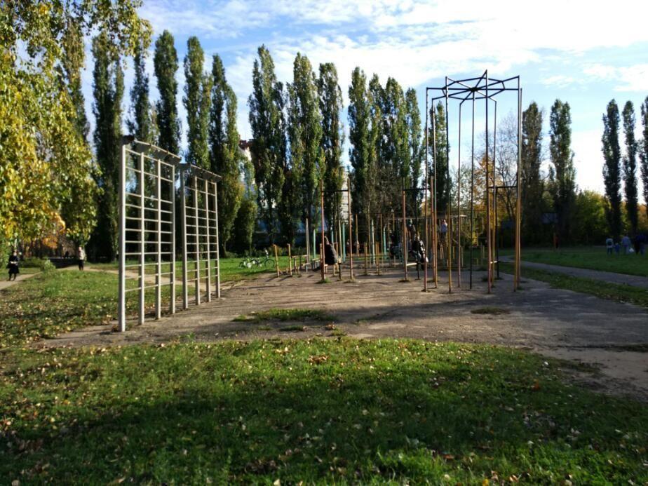 Nizhny Novgorod - Calisthenics Gym - Кабинет Истории