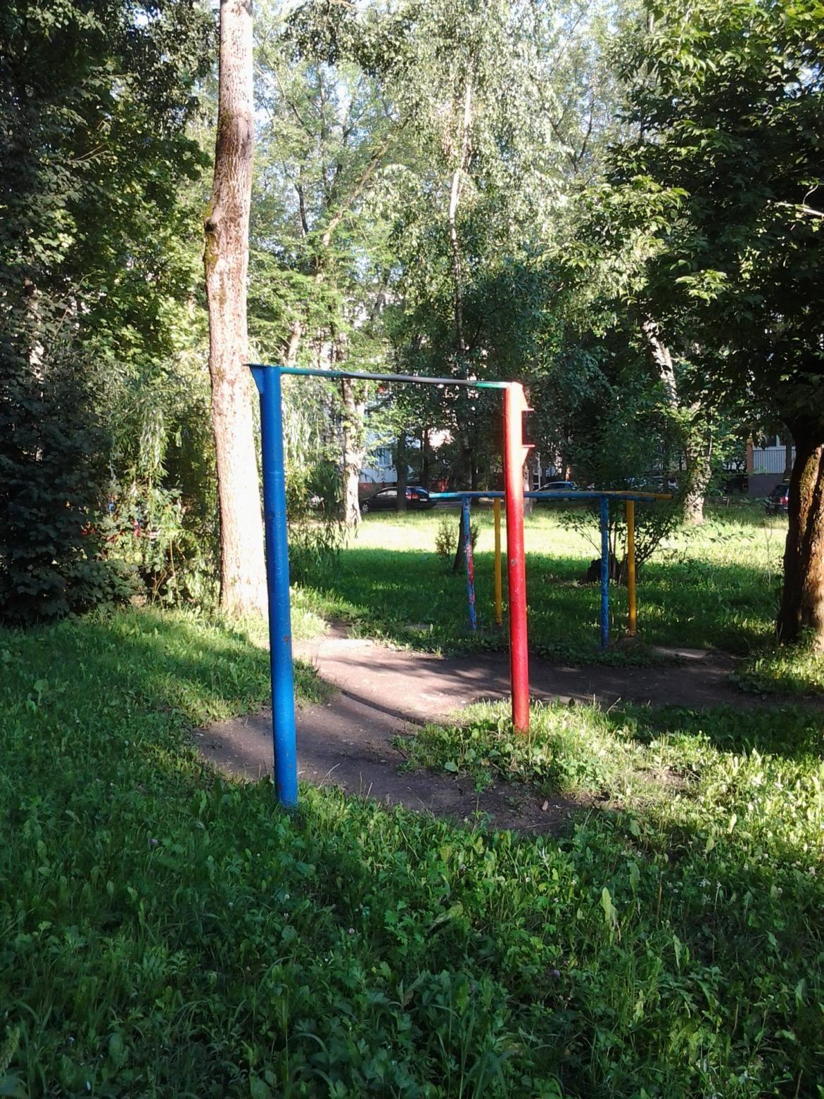 Minsk - Street Workout Park - Улица Бельского