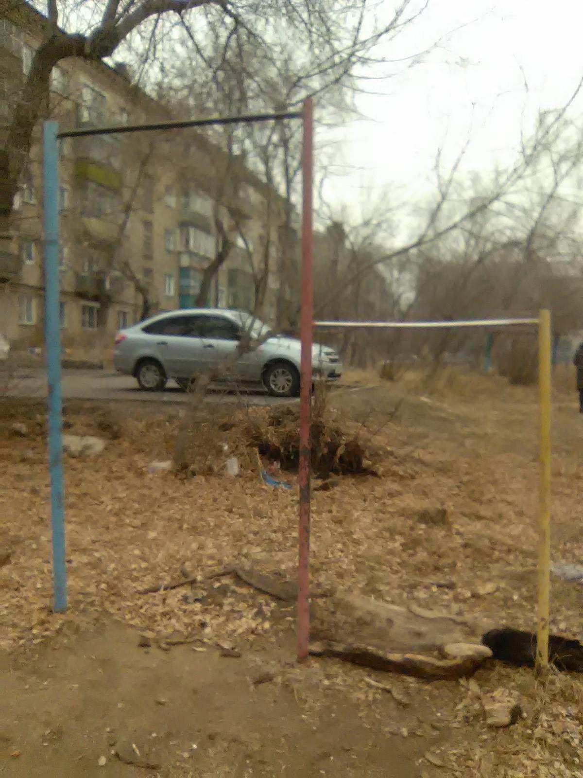 Chelyabinsk - Street Workout Park - Авторынок  Искра