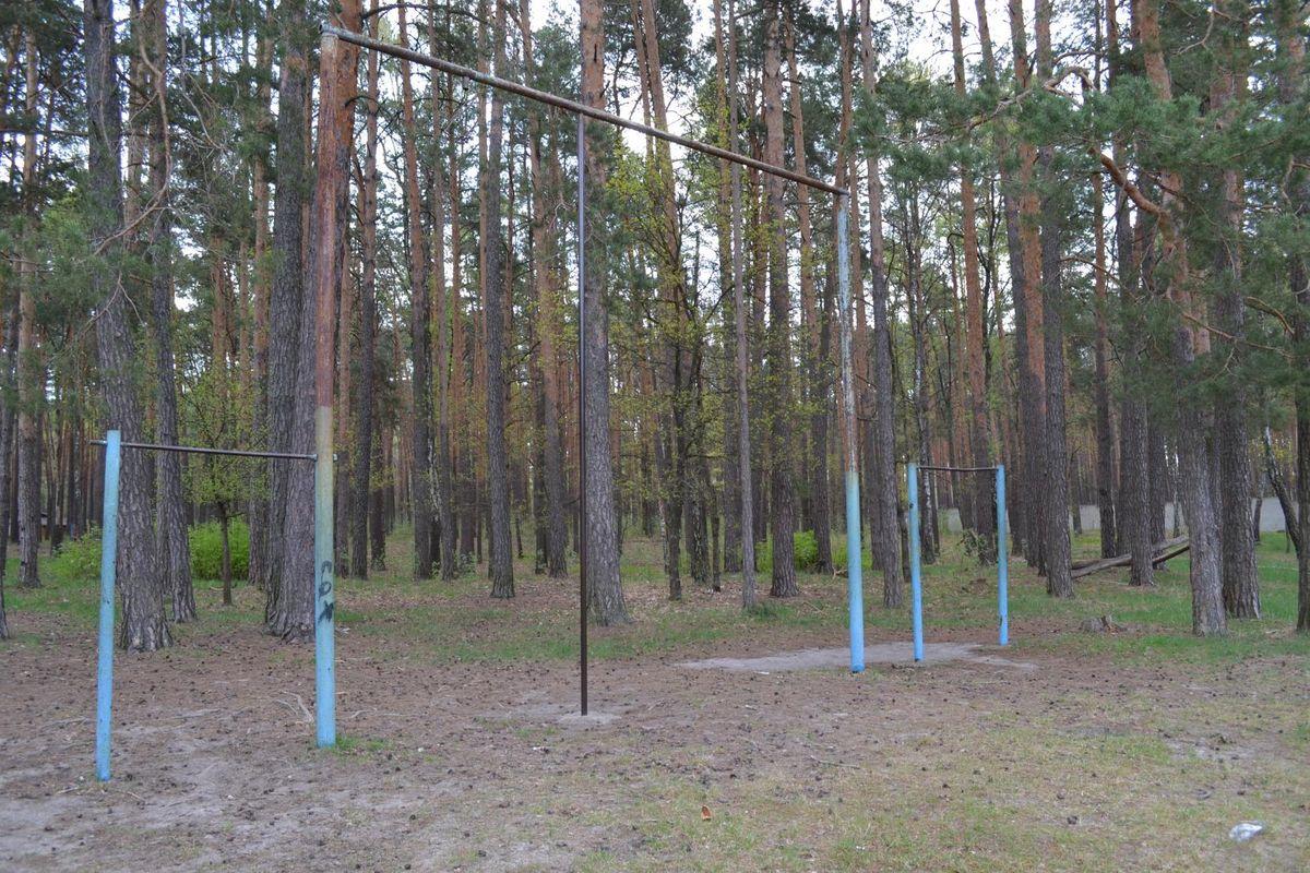 Beloberezkovskoe - Outdoor Gym - 242250