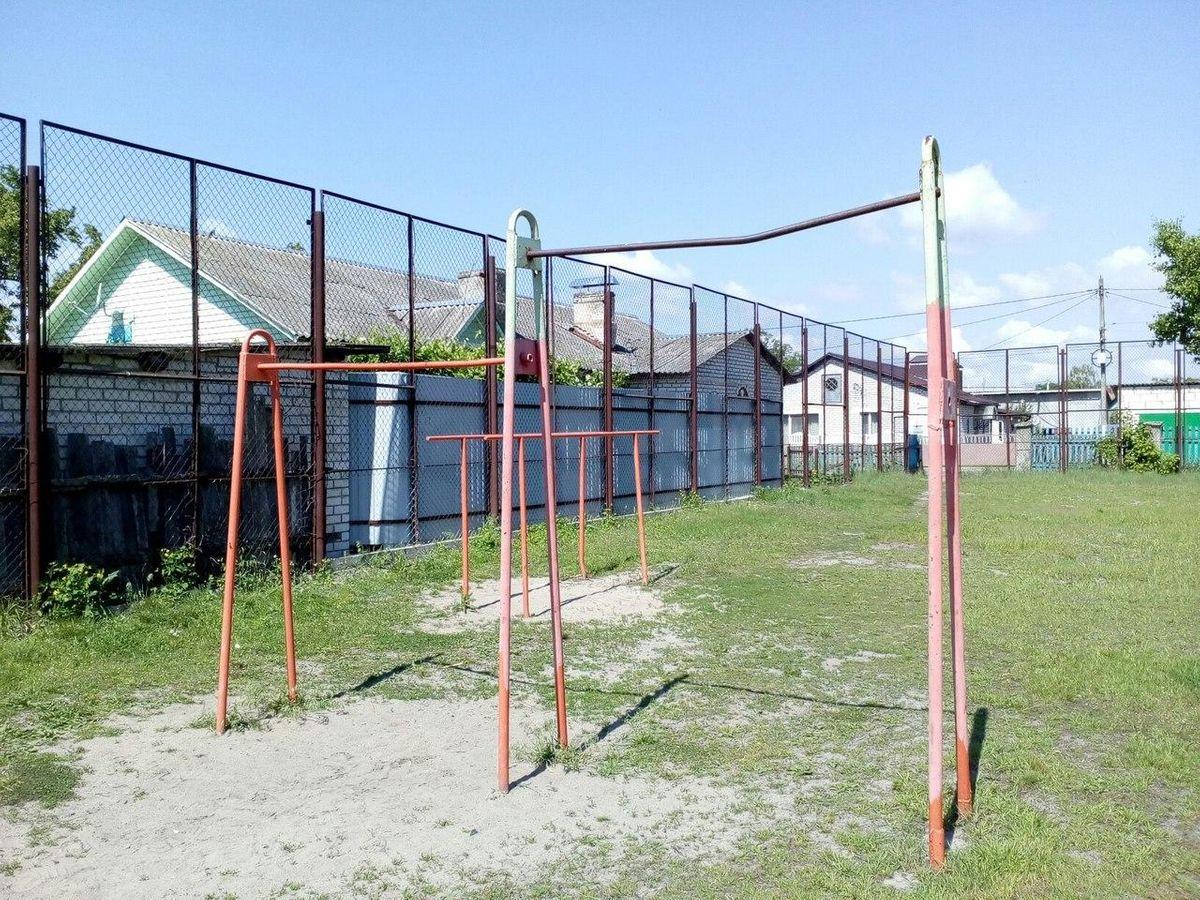 Beloberezkovskoe - Calisthenics Gym - 242250