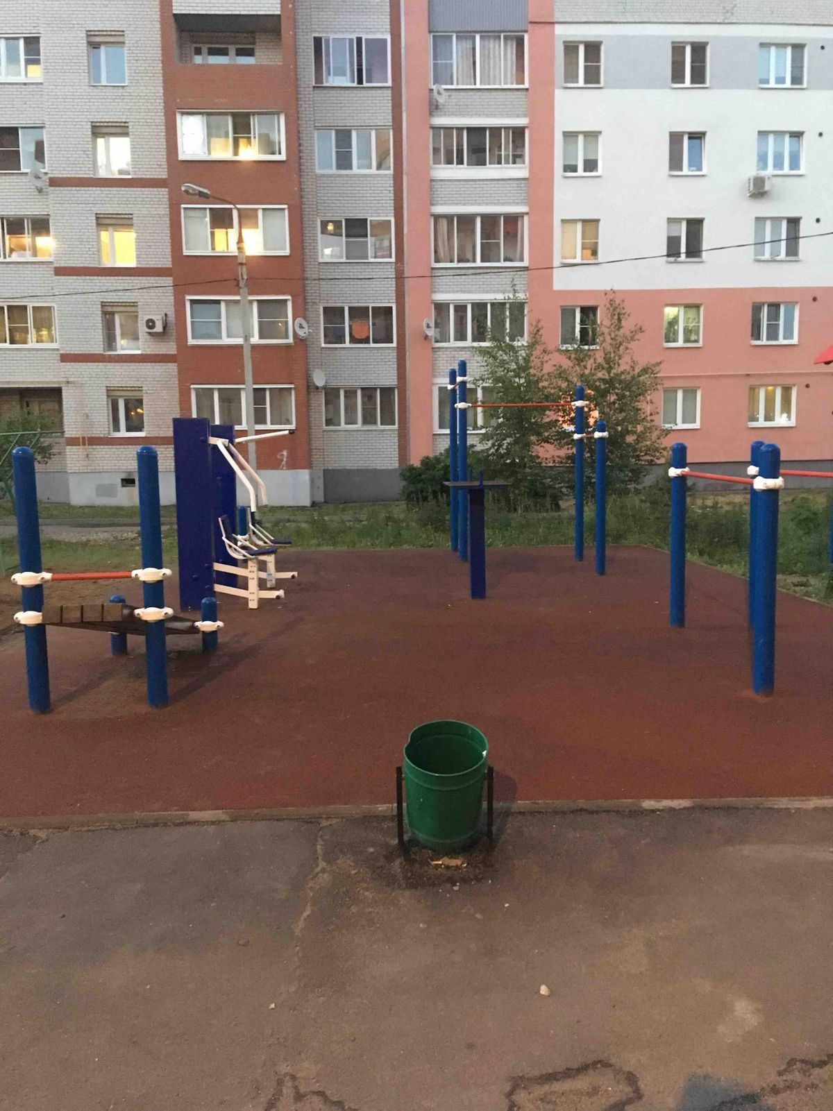 Yaroslavl - Aire de Fitness - Аптека Лидер-фарм