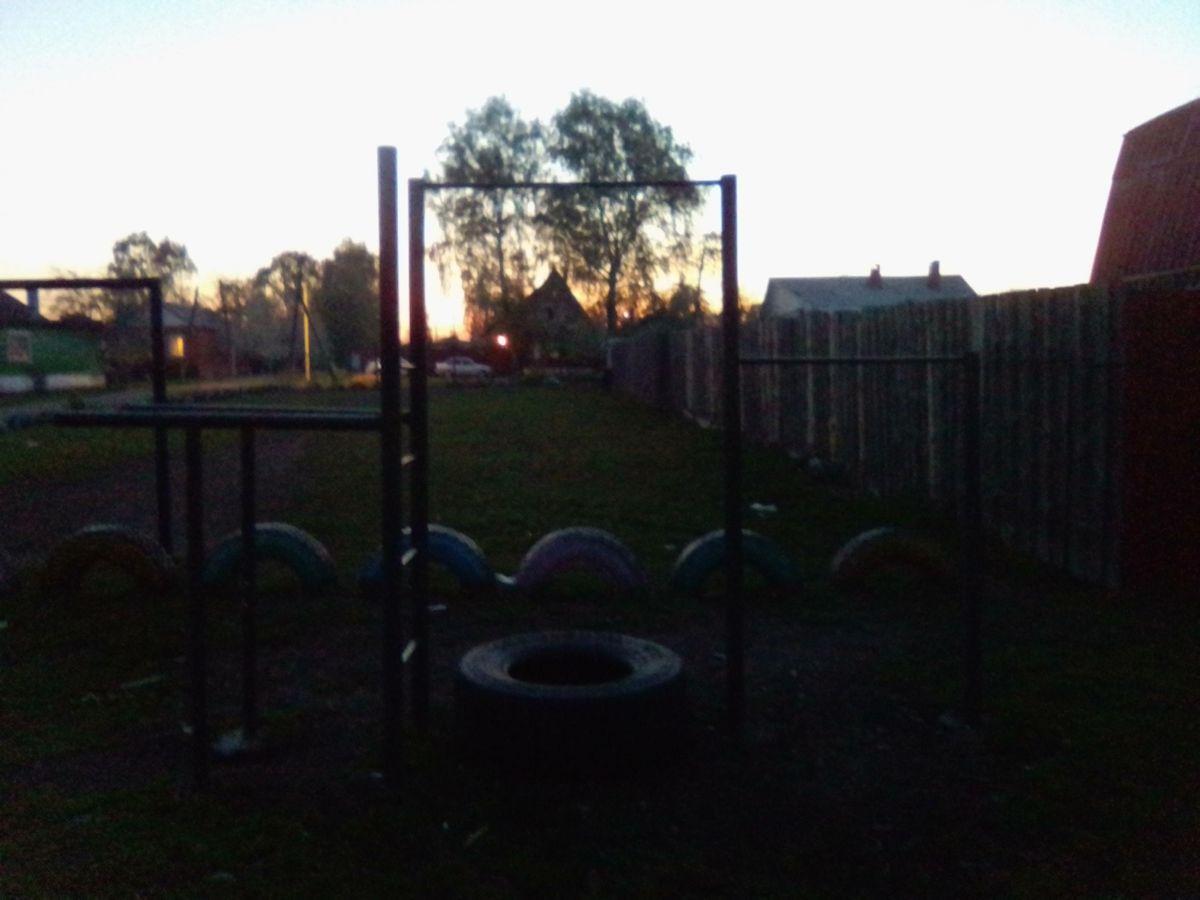 Morshansk - Street Workout Park - 393950