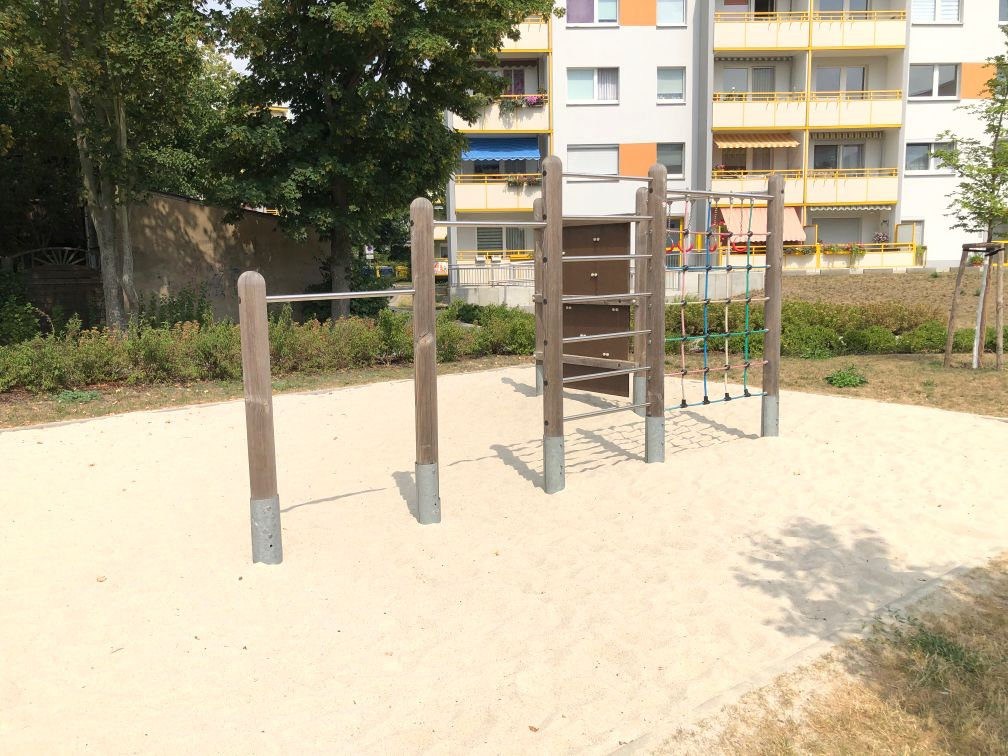 Calau - Street Workout Park - Töpferstraße