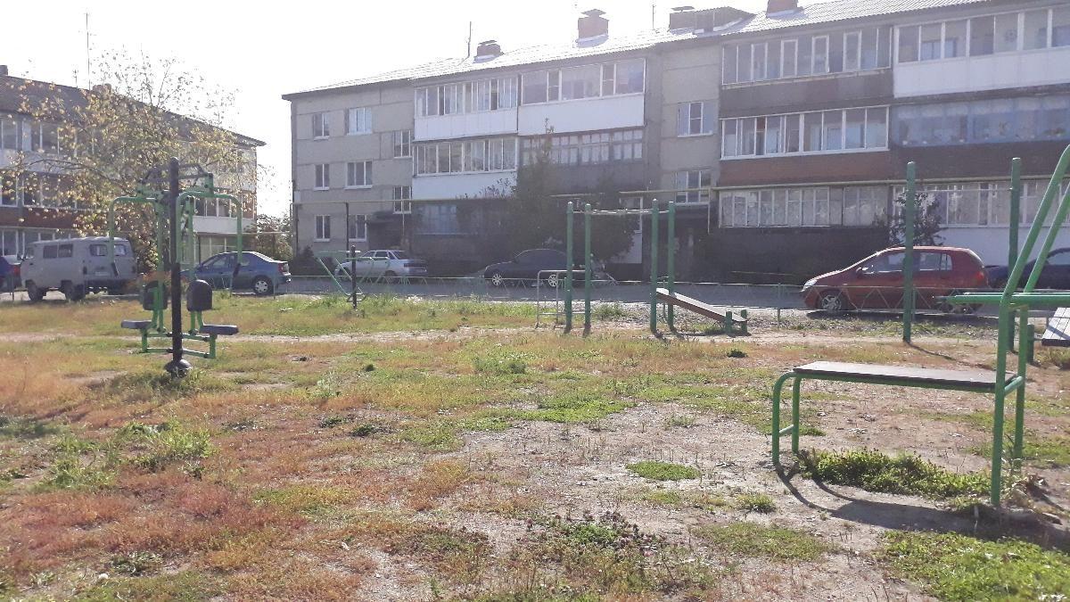 Irbitskoe - Street Workout Park - 623855