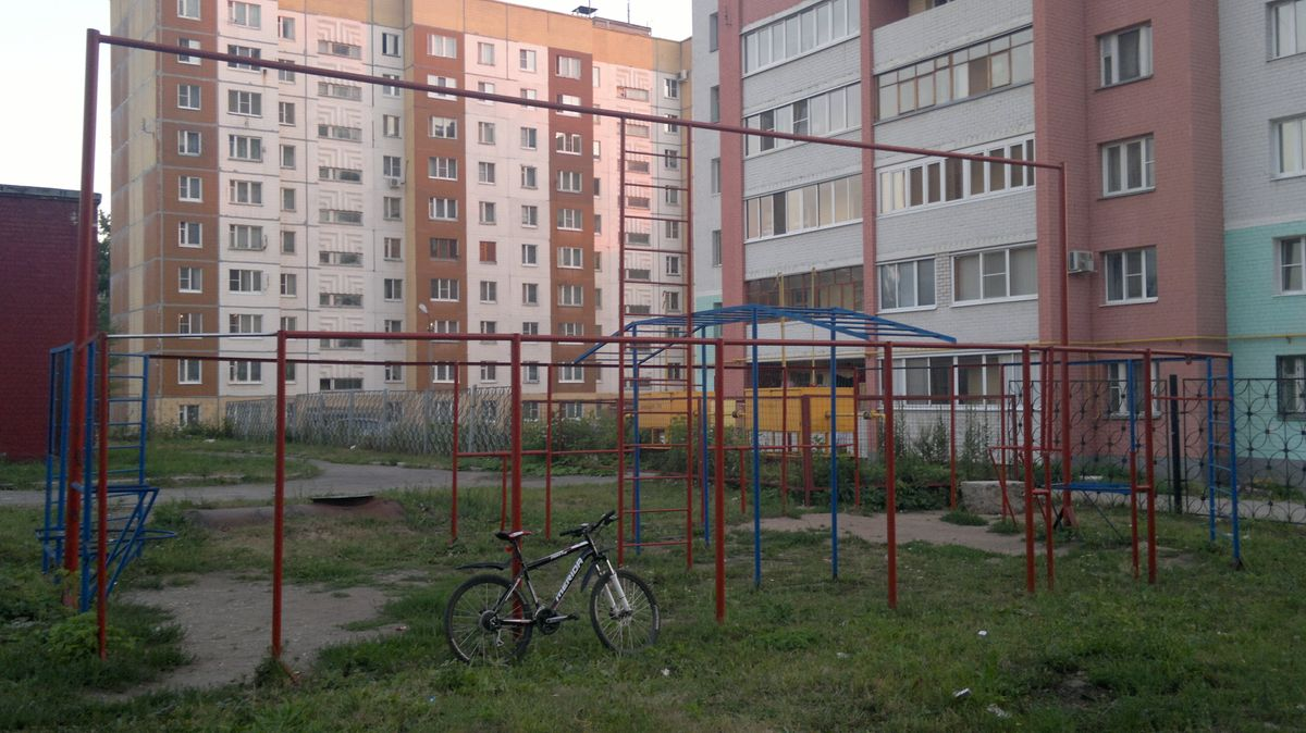 Ryazan - Calisthenics Gym - МОТОР РЯЗАНЬ