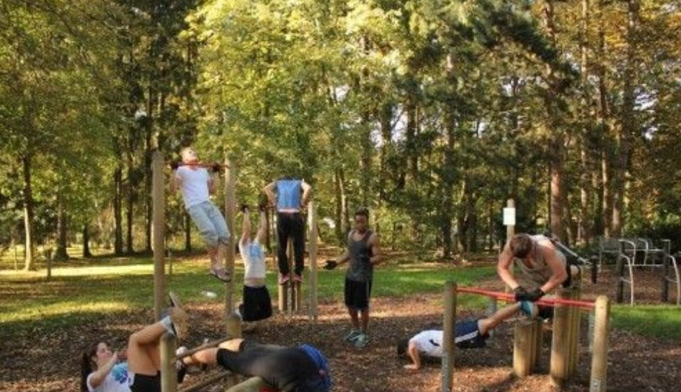 Bad Camberg - Calisthenics Park - Barmania.PRO