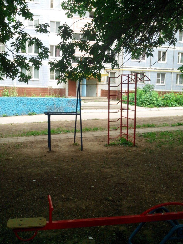 Ryazan - Street Workout Park - Баня