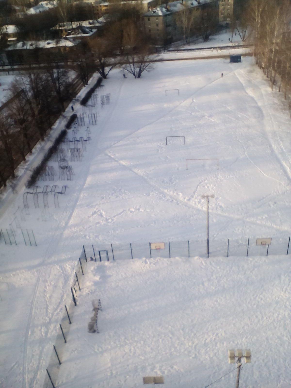 Ryazan - Street Workout Park - РязГМУ МедПроф Общежитие