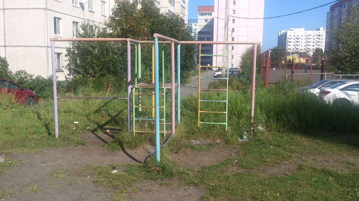 Petrozavodsk - Fitness Park - Мичуринская