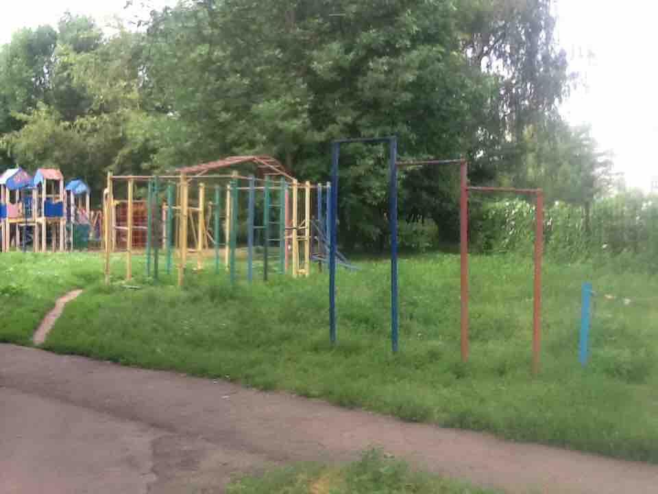Yaroslavl - Calisthenics Park - Шафран