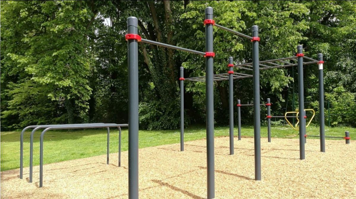 Brétigny-sur-Orge - Calisthenics Park - Kenguru.PRO