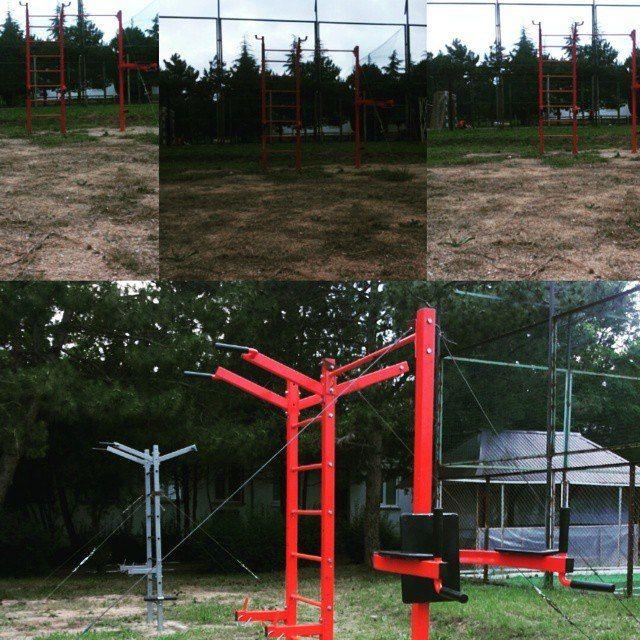 Crimean Peninsula - Street Workout Park - Шевченкове