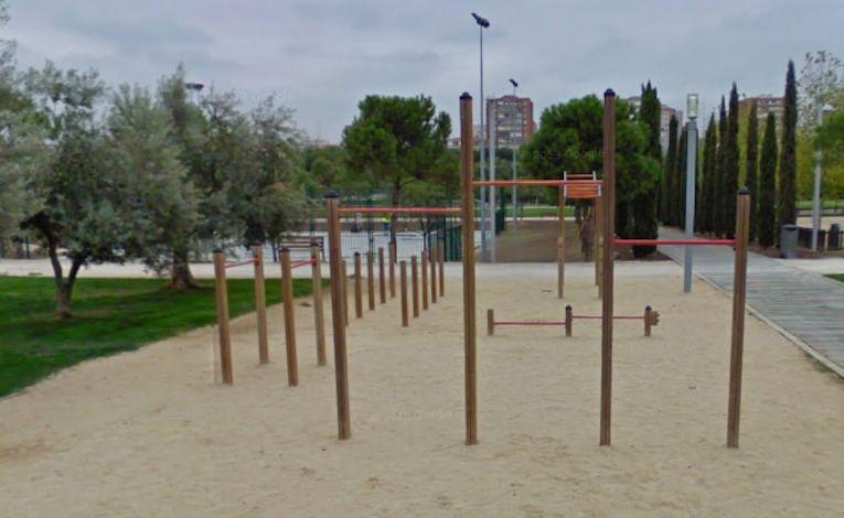 Madrid - Aire de Fitness - Rd Sur