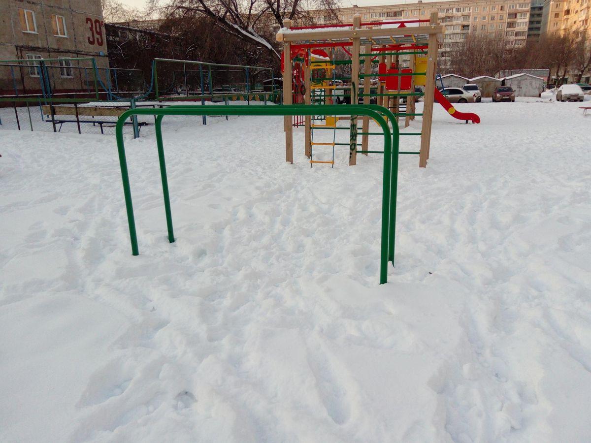 Kemerovo - Outdoor Gym - МирТек