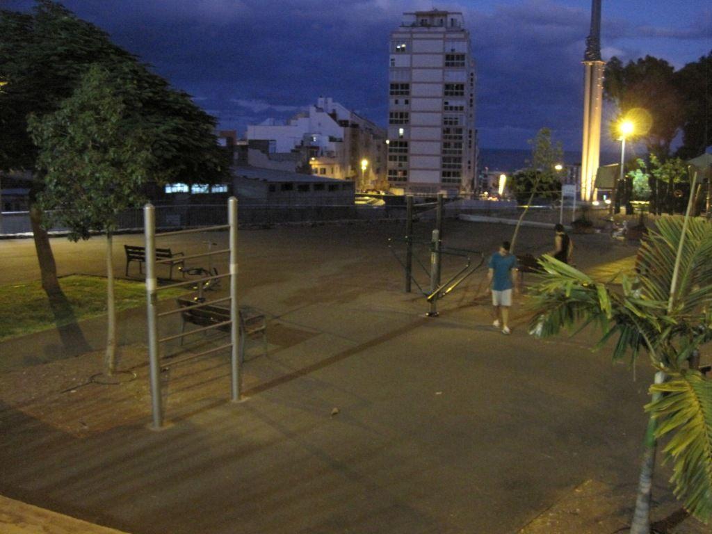 Santa Cruz de Tenerife - Fitness Park - Avenida De La Asunción