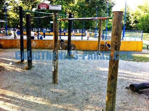 Zagreb - Calisthenics Park - Aquarius