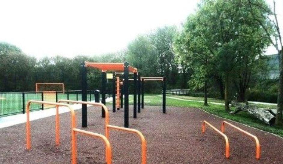 Diemen - Street Workout Park - Hofstedenweg