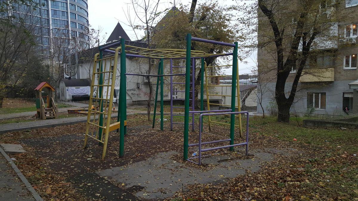 Rostov-on-Don - Street Workout Park - Рыба