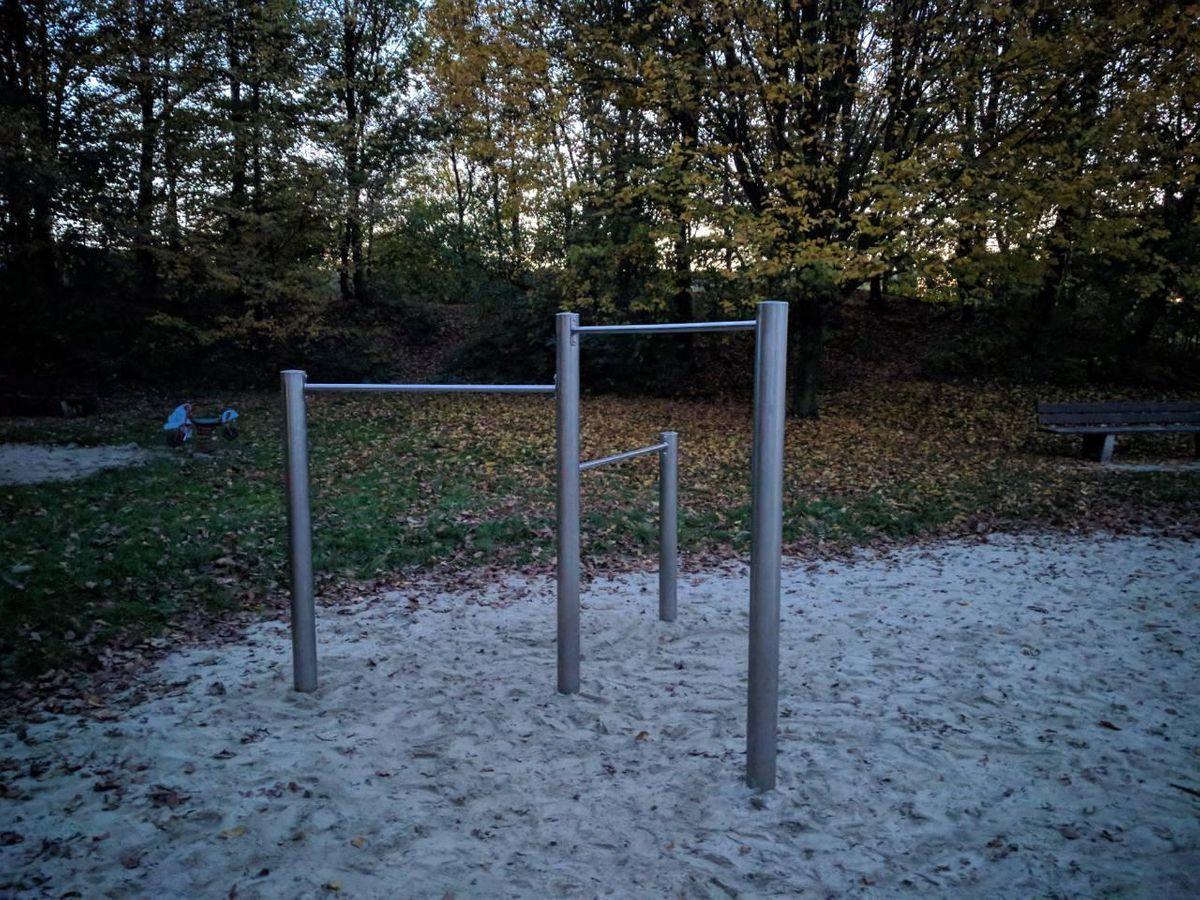 Munich - Street Workout Park - Bauseweinallee