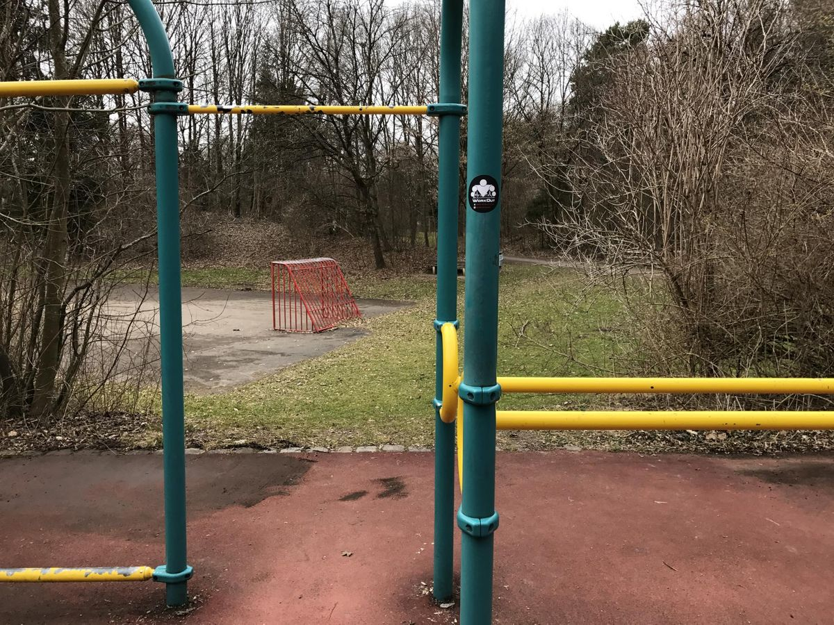 Munich - Outdoor Gym - Forst-Kasten-Allee