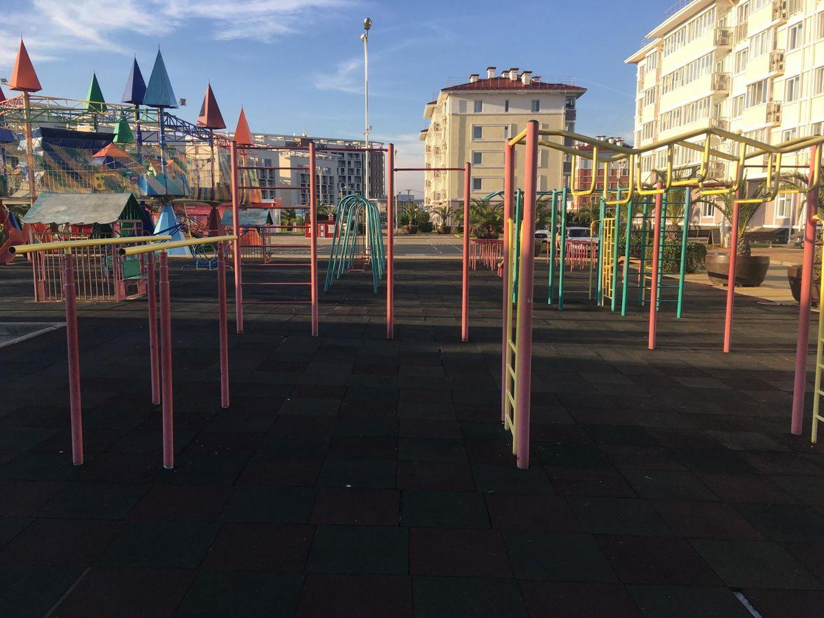 Sochi - Street Workout Park - Б-Р Надежд
