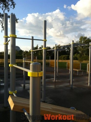 Basse-Ham - Outdoor Gym - Rue Du Stade