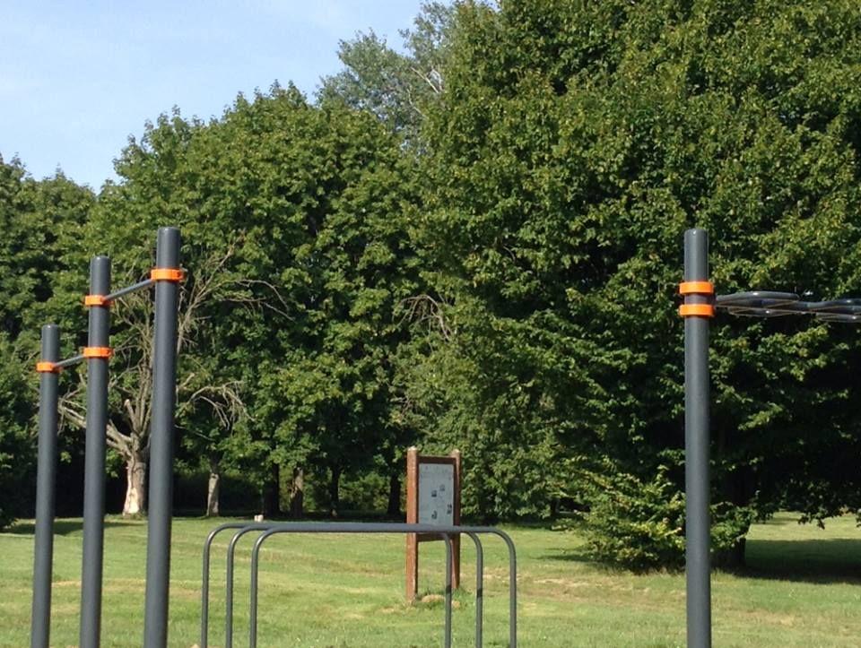 Périgny - Street Workout Park - Route De Brie Comte Robert
