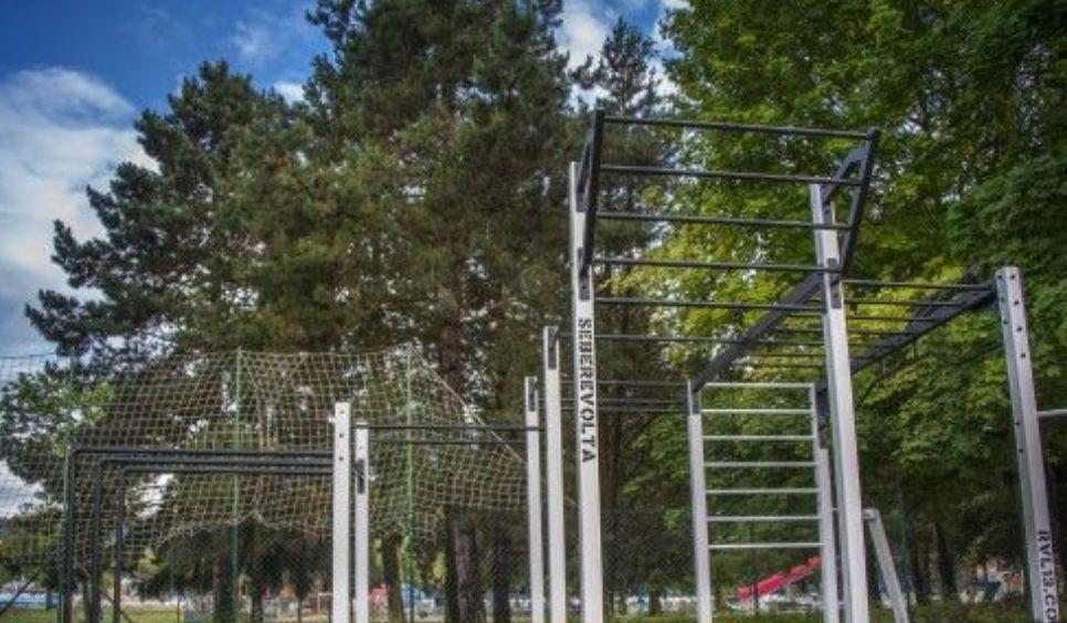 Mladá Boleslav - Aire de Fitness - Sport Games Club