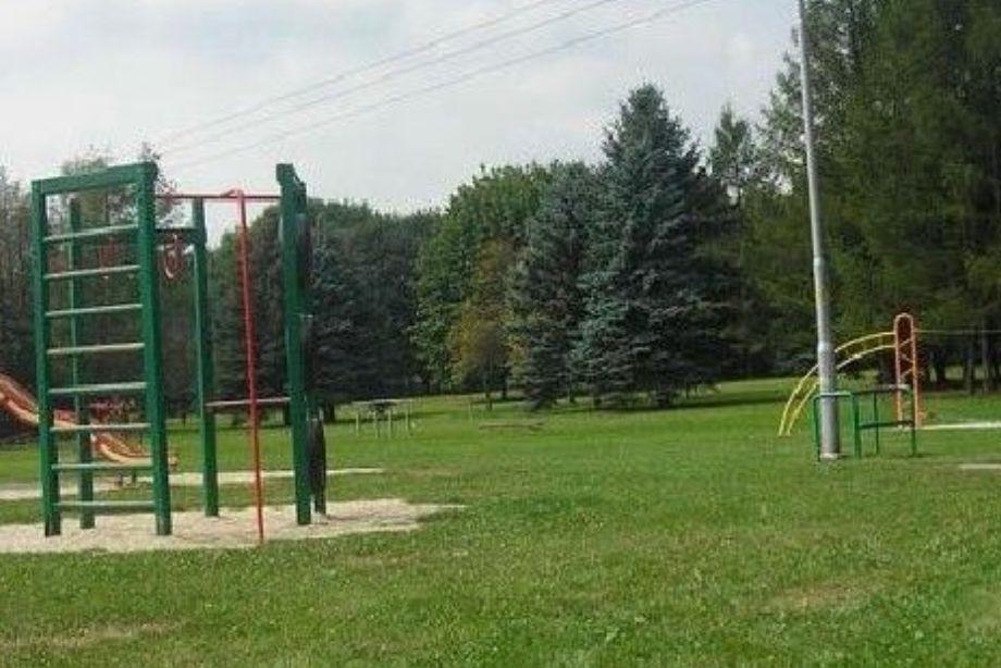 Rzeszów - Street Workout Park - Ulica Witkacego