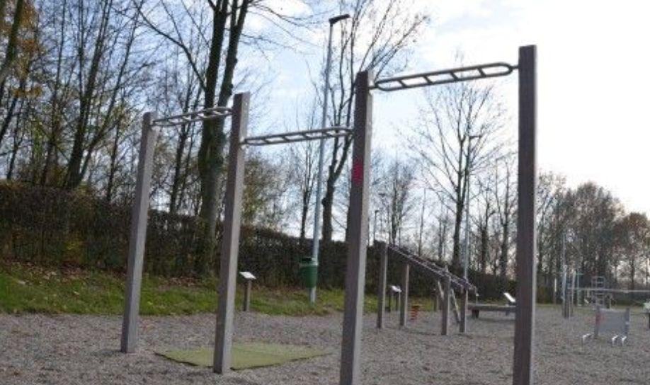 Paderborn - Outdoor Gym - Ahorn-Sportpark