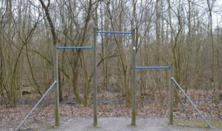 Hamm - Street Workout Park - Nieliesberg