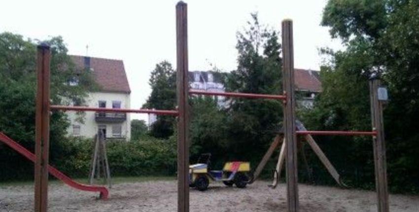 Homburg - Street Workout Park - Uhlandstraße